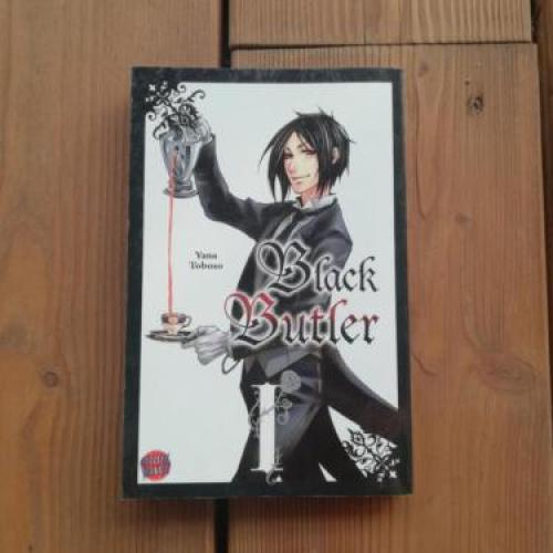 Manga Black Butler Band 1